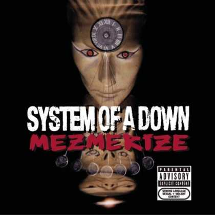 Bestselling Music (2006) - Mezmerize by System of a Down