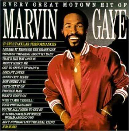 Bestselling Music (2006) - Every Great Motown Hit of Marvin Gaye by Marvin Gaye