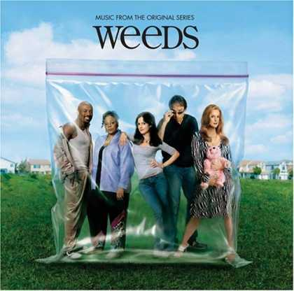 Bestselling Music (2006) - Weeds: Music from the Original Series by Original TV Soundtrack