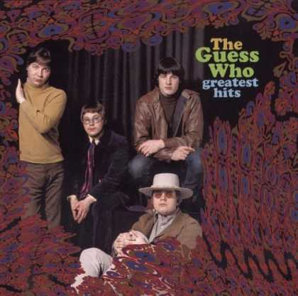 Bestselling Music (2006) - The Guess Who - Greatest Hits by The Guess Who
