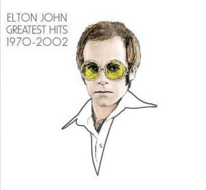 Bestselling Music (2006) - The Beatles 1 by The Beatles - Elton John - Greatest Hits 1970-2002 by Elton Joh