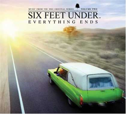 Bestselling Music (2006) - Six Feet Under, Vol. 2: Everything Ends by Original TV Soundtrack