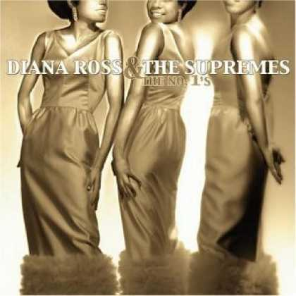 Bestselling Music (2006) - The #1's by Diana Ross & the Supremes