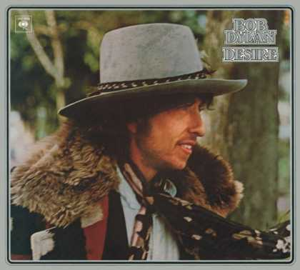 Bestselling Music (2006) - Desire by Bob Dylan