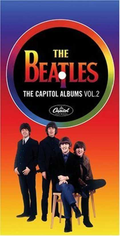 Bestselling Music (2006) - The Capitol Albums Vol. 2 (Longbox) by The Beatles