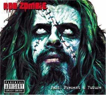 Bestselling Music (2006) - Past, Present & Future [w/ Bonus DVD] by Rob Zombie