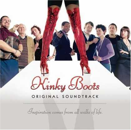 Bestselling Music (2006) - Kinky Boots by Original Soundtrack