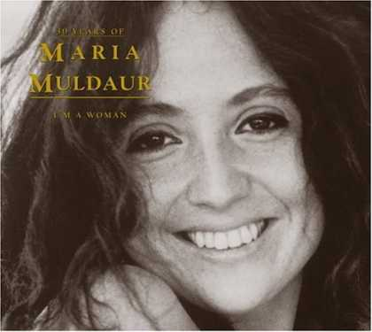 Bestselling Music (2006) - 30 Years of Maria Muldaur: Im a Woman by Maria Muldaur