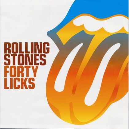 Bestselling Music (2006) - Forty Licks by The Rolling Stones