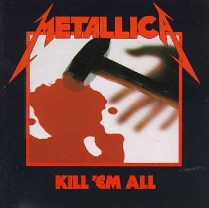 Bestselling Music (2006) - Kill 'Em All by Metallica