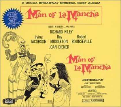 Bestselling Music (2006) - Man of La Mancha (Original 1965 Broadway Cast) by Mitch Leigh