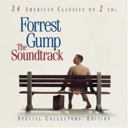 Bestselling Music (2006) - Forrest Gump by Original Soundtrack