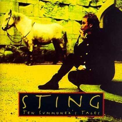 Bestselling Music (2006) - Ten Summoner's Tales by Sting