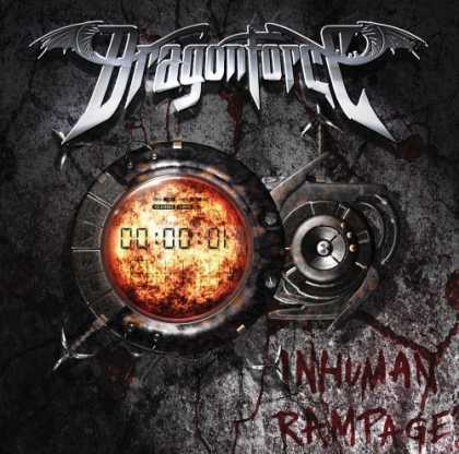 Bestselling Music (2006) - Inhuman Rampage by Dragonforce