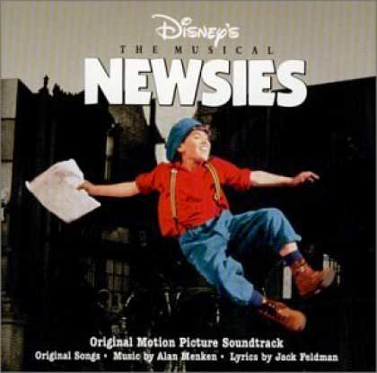 Bestselling Music (2006) - Newsies by Original Soundtrack