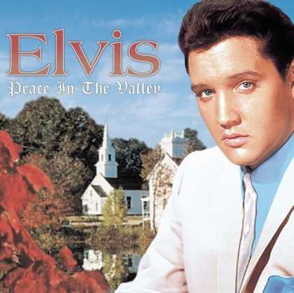 Bestselling Music (2006) - Peace in the Valley: The Complete Gospel Recordings by Elvis Presley