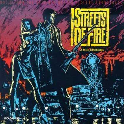 Bestselling Music (2006) - Streets Of Fire: A Rock & Roll Fable (1984 Film) by Ry Cooder