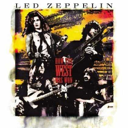 Bestselling Music (2006) - How The West Was Won by Led Zeppelin