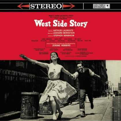 Bestselling Music (2006) - West Side Story (1957 Original Broadway Cast) by Carol Lawrence