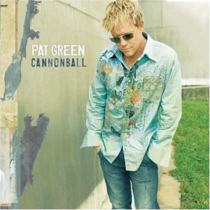 Bestselling Music (2006) - Cannonball by Pat Green