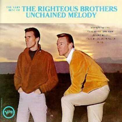unchained melody album cover righteous brothers