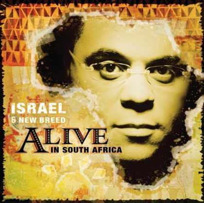 Bestselling Music (2006) - Alive in South Africa by Israel & New Breed