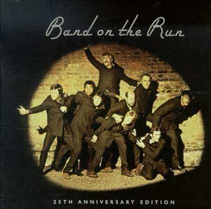 Bestselling Music (2006) - Band on the Run by Paul McCartney & Wings