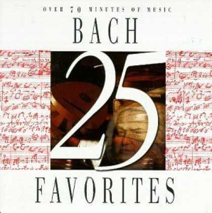 Bestselling Music (2006) - 25 Bach Favorites