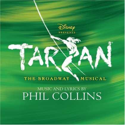 Bestselling Music (2006) - Tarzan - The Broadway Musical (Original Broadway Cast) by Original Cast Recordin