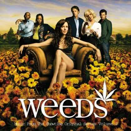Bestselling Music (2006) - Weeds: Music from the Original Series, Vol. 2 by Original TV Soundtrack