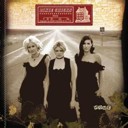 Bestselling Music (2006) - Hello Love by The Be Good Tanyas - Home by Dixie Chicks
