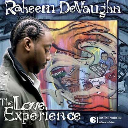 Bestselling Music (2006) - The Love Experience by Raheem DeVaughn