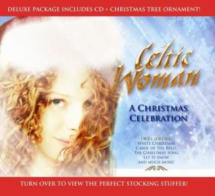 Bestselling Music (2006) - Celtic Woman: A Christmas Celebration (with Christmas Ornament) by Celtic Woman