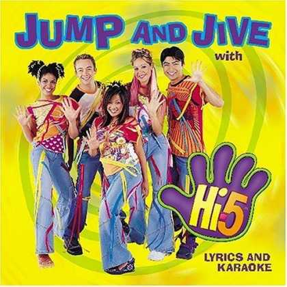 Bestselling Music (2006) - Jump and Jive With Hi-5 by Hi-5