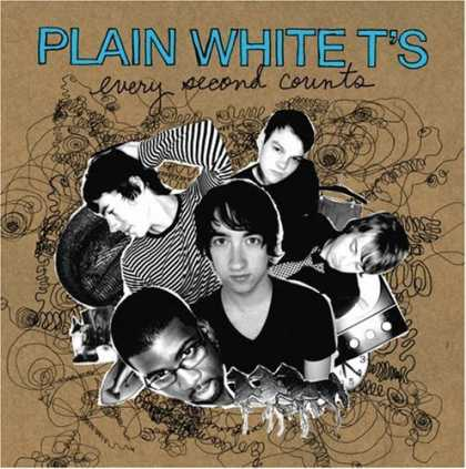 Bestselling Music (2006) - Every Second Counts by Plain White T's