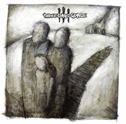Bestselling Music (2006) - Three Days Grace by Three Days Grace