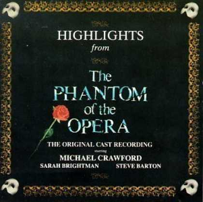 Bestselling Music (2006) - Highlights From The Phantom Of The Opera: The Original London Cast Recording (19