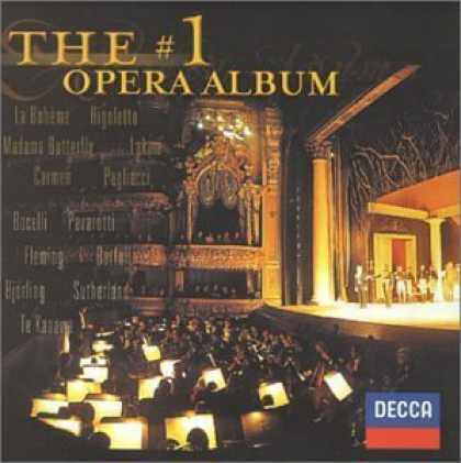 Bestselling Music (2006) - The #1 Opera Album by Giacomo Puccini