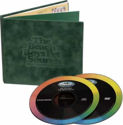 Bestselling Music (2006) - Pet Sounds 40th Anniversary CD+DVD (Limited Edition Fuzzy Package) by The Beach