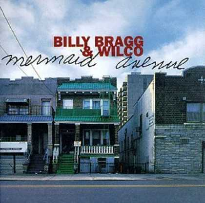 Bestselling Music (2006) - Mermaid Avenue by Billy Bragg & Wilco
