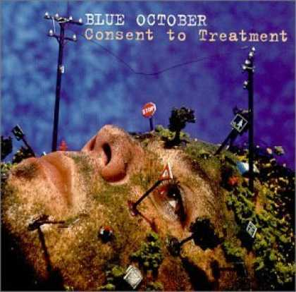 Bestselling Music (2006) - Consent to Treatment by Blue October