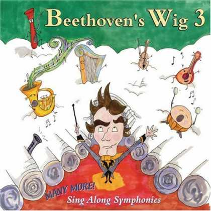 Bestselling Music (2006) - Beethoven's Wig 3: Many More Sing-Along Symphonies