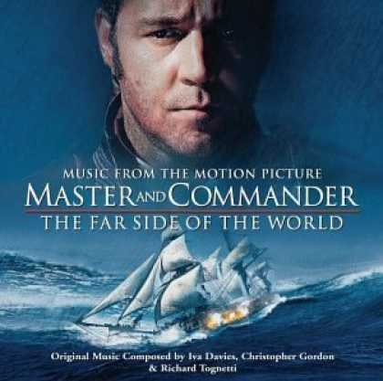 Bestselling Music (2006) - Master and Commander by Christopher Gordon