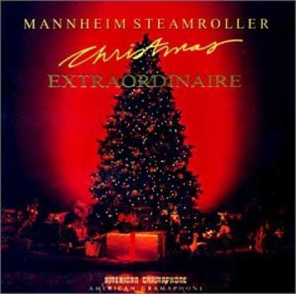 Bestselling Music (2006) - Christmas Extraordinaire by Mannheim Steamroller