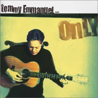 Bestselling Music (2006) - Only by Tommy Emmanuel