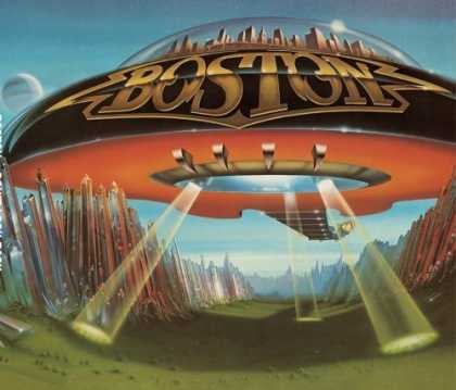 Bestselling Music (2006) - Don't Look Back by Boston
