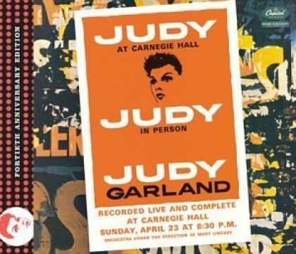 Bestselling Music (2006) - Judy At Carnegie Hall: Fortieth Anniversary Edition by Judy Garland