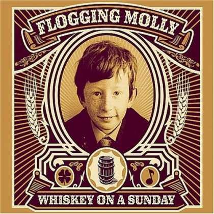 Bestselling Music (2006) - Whiskey on a Sunday by Flogging Molly