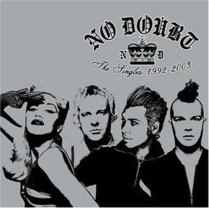 Bestselling Music (2006) - The Singles 1992-2003 by No Doubt