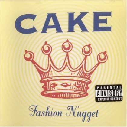 Bestselling Music (2006) - Fashion Nugget by Cake